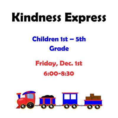 Kindness Express (web)